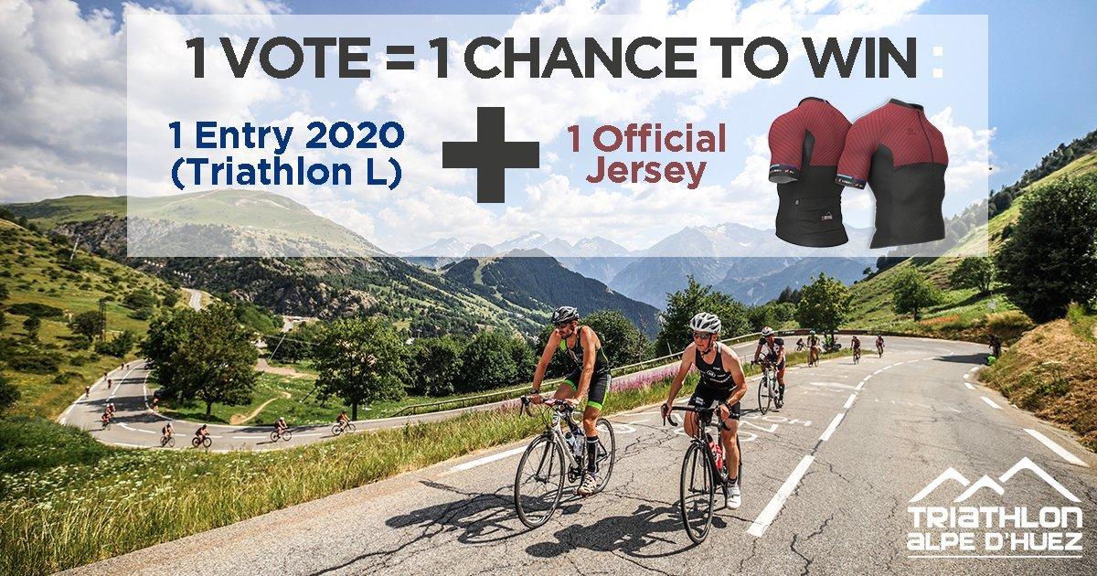Challenge Awards 2020 meilleur Triathlon International