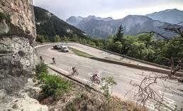 21 bends Alpe d'Huez training