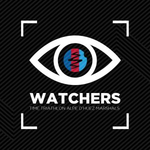 watchers logo Alpe D'huez triathlon