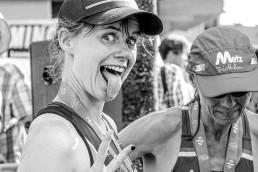 filles triathlon Alpe d'Huez