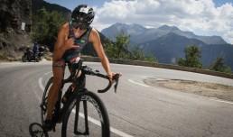 Anna Noguera Triathlon Alpe d'Huez
