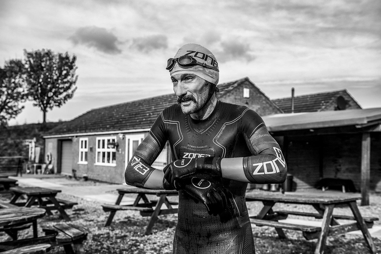 Zone3 triathlete Tim Don Alpe d'Huez Triathlon