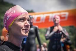 Zone3 départ Triathlon Alpe d'Huez 2019