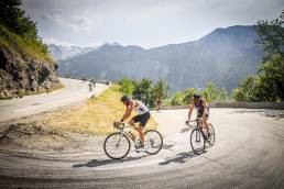 21 virages Duathlon de l'Alpe d'Huez