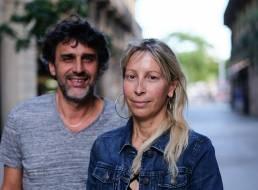 L'équipe d'organisation du Triathlon de l'Alpe d'Huez est menée par Cyrille et Laurence Neveu
