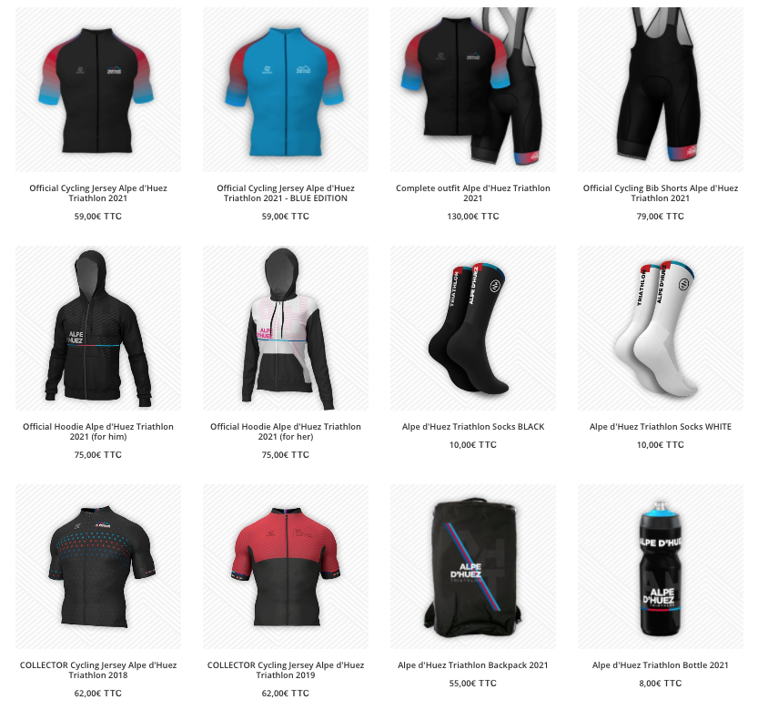 Triathlon Boutique 2021