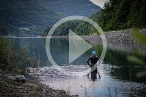 Swim Alpe d'Huez Triathlon Teaser