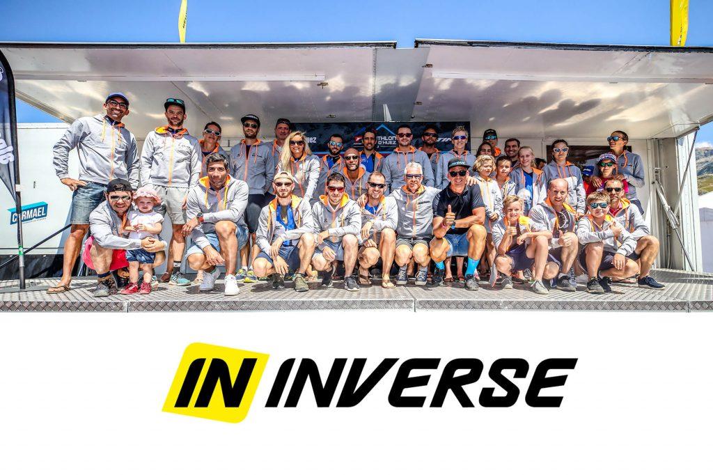 INVERSE concours Alpe d'Huez Triathlon