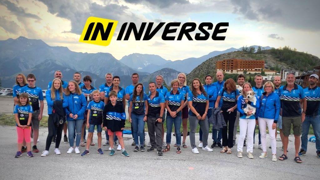 Avenir Triathlon Club Charleroi à l'Alpe d'Huez Triathlon
