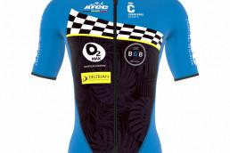 Maillot du Club Vainqueur Concours INVERSE Alpe d'Huez