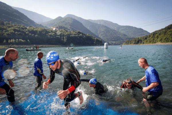 Swim alpe d'huez triathlon coaching triathlon Gutaï
