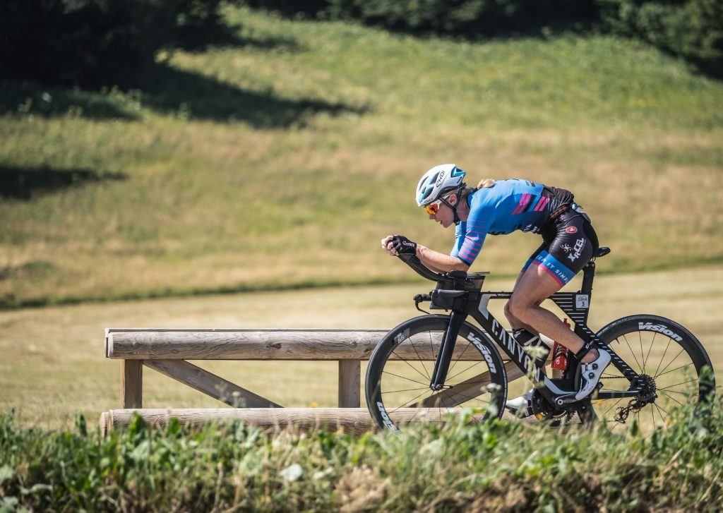 Alpe d'Huez Triathlon Cycling