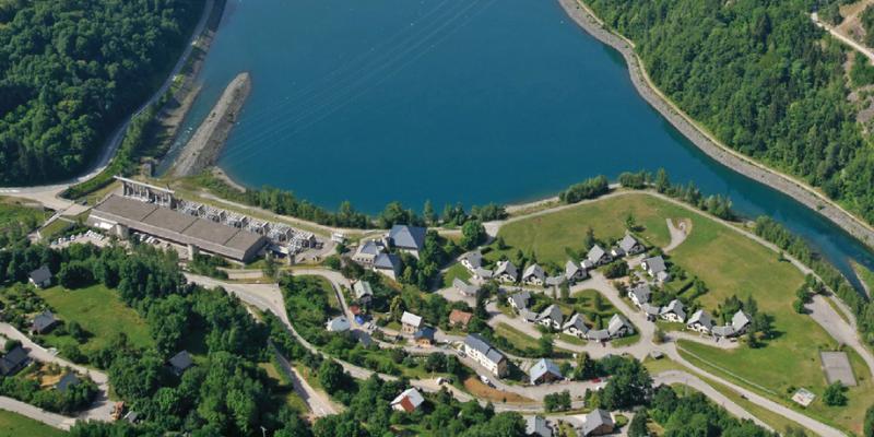 Lac du Verney Alpe d'Huez Triathlon