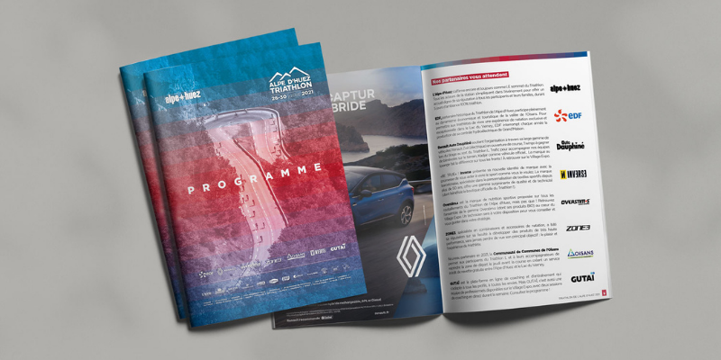 Racebook 2021 Alpe d'Huez