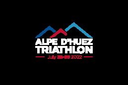 logo Alpe d'Huez Triathlon 2022