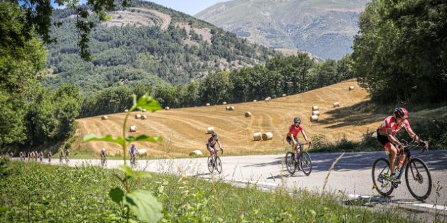 Triathlon de l'Alpe d'Huez 2022 bike