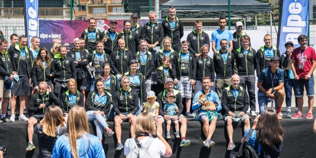 ATCC alpe d'Huez triathlon 2021